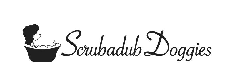 Scrubadub Doggies Grooming logo